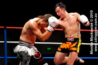 16-05-2010 - Fightforce Promotions Fight - Steven James vs Jason Ajani - Kickboxing